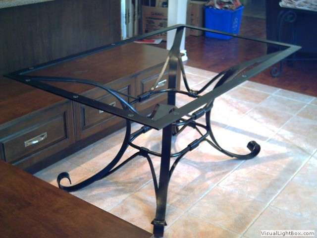 Furniture Gallery - Art by Degrees° Blacksmith