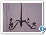 hanging candlabrum
