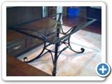 Wrought iron Kitchen-table