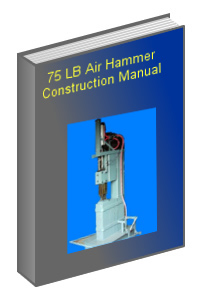 Blacksmith Air Hammer Plans Ebook Cover