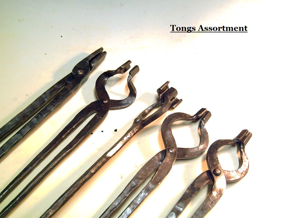 Assorted Tongs